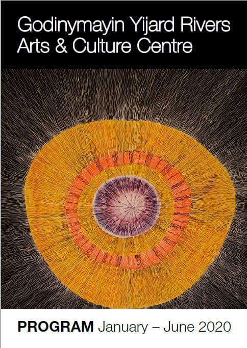 2020 Program cover art