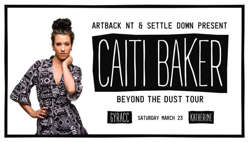Caiti Baker Banner